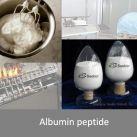 Albumin peptide